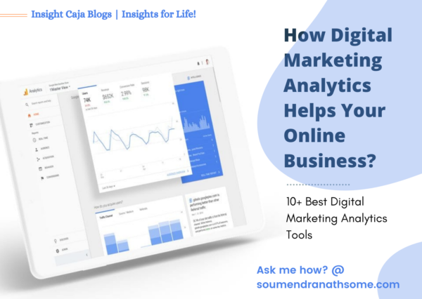 How Digital Marketing Analytics Helps Your Online Business? | 10+ Best Digital Marketing Analytics Tools