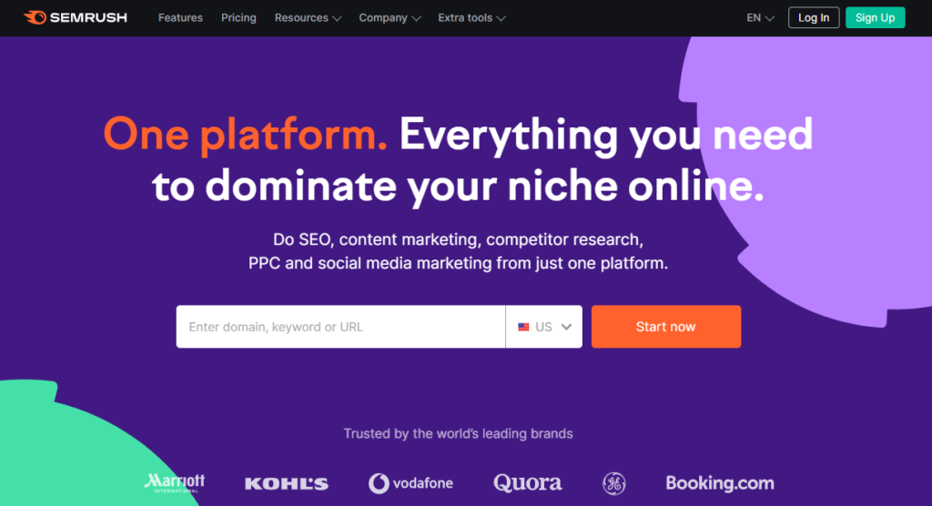 online-marketing-digital-marketing-analytics-semrush-tool-reports-insight-caja-blogs