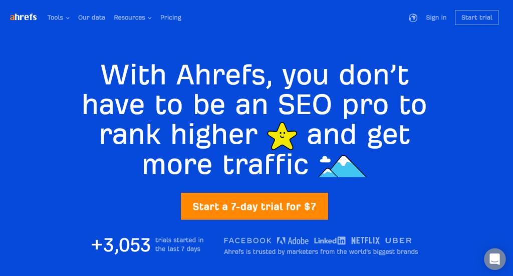 digital-marketing-analytics-tool-ahref-insight-caja-blogs