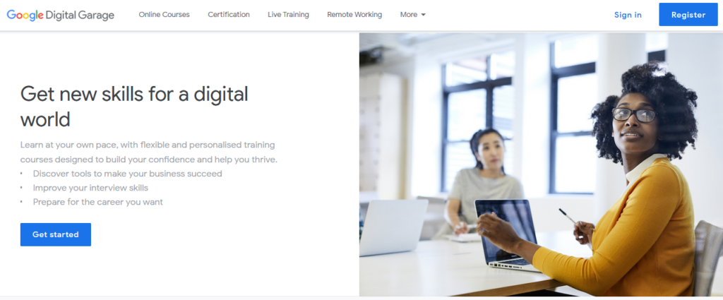 google-digital-learning-platform-for-online-classes
