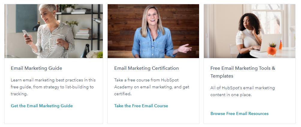 HubSpot-email-marketing-tool